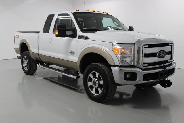Pre-Owned 2014 Ford F-350SD Lariat