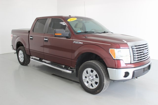 Fantastic Pre Owned 2010 Ford F 150 Xlt 4Wd 4D Supercrew Gmtry Best Dining Table And Chair Ideas Images Gmtryco