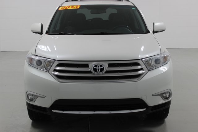 Pre-Owned 2013 Toyota Highlander Limited