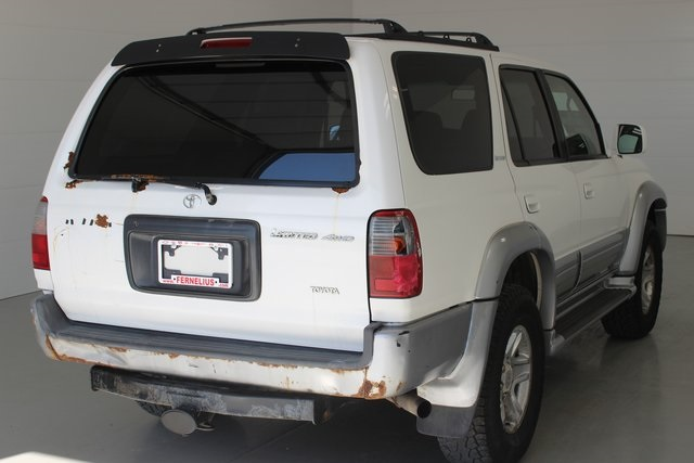 Pre-Owned 1999 Toyota 4Runner Limited