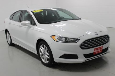 Pre-Owned 2013 Ford Fusion SE