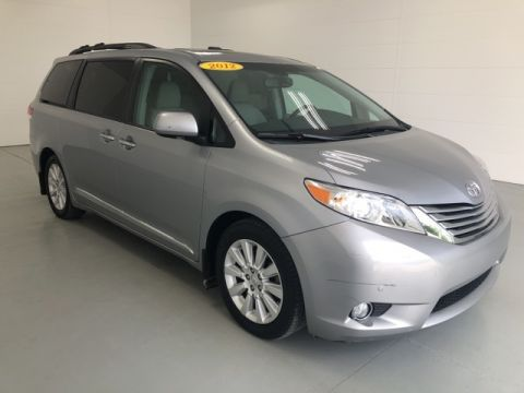 Pre-Owned 2012 Toyota Sienna Limited