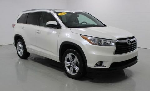 Pre-Owned 2015 Toyota Highlander Limited Platinum V6